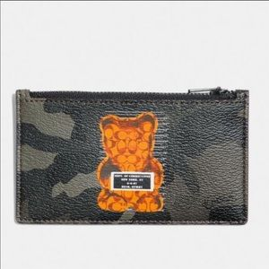 Coach Limited Edition Vandal Gummy Card Wallet